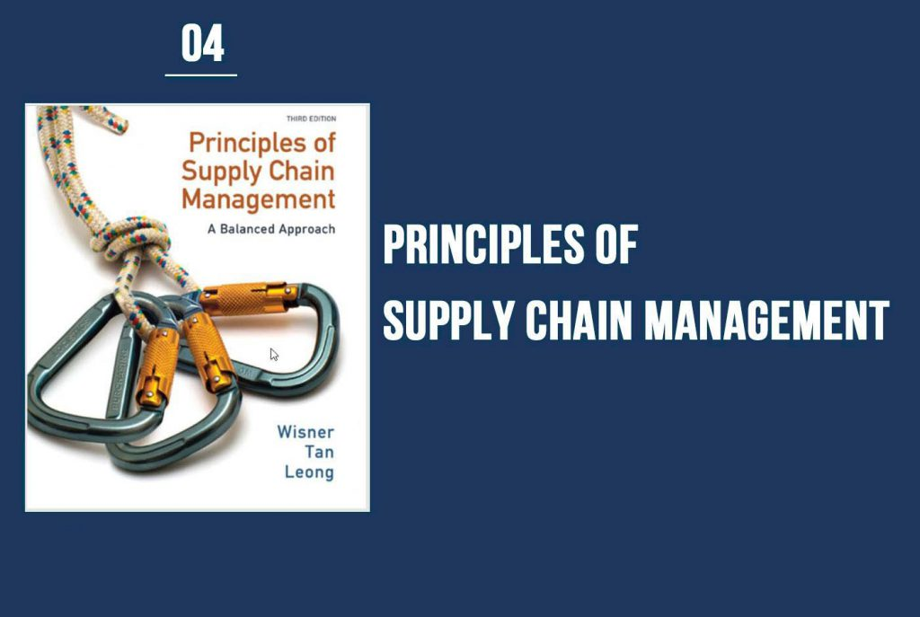 Principles of Suppy Chain Management